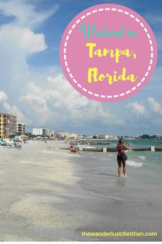 A weekend getaway to Saint Petersburg and Tampa, Florida. Enjoy this fun filled list of Cuban food, breweries, and beaches. ******************************************** What to do in Tampa, What to do in St. Pete, Where to eat in Tampa, Breweries in Tampa, Breweries in St. Pete, Beaches in Tampa, Beaches in St. Pete  #beach #florida #kayak