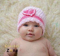 Free Crochet Pattern Sweetheart Cloche by Crochet Zone #crochet #freepatterns #hat