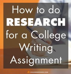 So, You've Got To Write A Paper – Part 1: Close Reading and Research