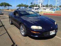 2001 Chevrolet Camero Z-28 for sale near Hickam AFB, Hawaii                  MilClick.com - Military Lemon Lot - Buy or sell used cars, motorcycles, jeeps, RV campers, ATV, trucks, boats or any other military vehicle online.  100% FREE TO LIST YOUR VEHICLE!!!