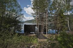 Into The Landscape / Rintala Eggertsson Architects | ArchDaily