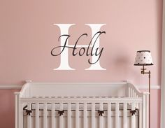 Nice Personalised Name Wall Stickers Uk Idea