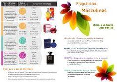 Resultado de imagem para imagem da familia olfativa de perfumes