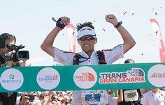 Ryan Sandes Transgrancanaria win 2014