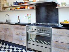 Steigerhout Bar Keuken : Beste afbeeldingen van steigerhout keukens house kitchens en