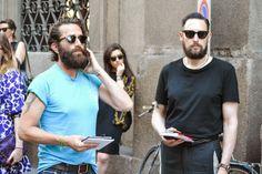 ¡Milano Moda Uomo me espera! #StreetStyle #Milan #MilanFashionWeek #MFW #Menstyle #menswear #mensfashion
