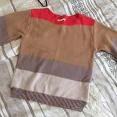 Sweater Comfy spring/fall sweater, worn 3 times tops! Old Navy Sweaters Crew & Scoop Necks
