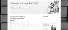 Primera entrada en mi blog para la asignatura TIC.  http://somosarte5.blogspot.com.es