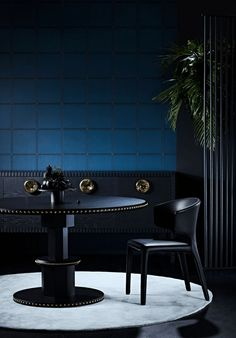 Zuster Embellish Is Aussie Luxury for Bold Interiors - Don't Call Me Penny Table Furniture, Furniture Design, Dont Call Me, St Kilda, Wine Cellar, Embellishments, Dining Room, Interior Design, Luxury