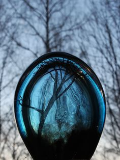 Ella Varvio: Nemeton glass art exhibition. The exhibition's name Nemeton means a sacred place in a Celtic religion. Theme of the exhibition is a mystical forest and Varvio interprets the theme with her illustrations in the glass. Galleria Mafka&Alakoski, spring 2017.