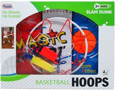 Slam Dunk - 12 Units Per Case - 2272630 - Birthday Toys And Games Outdoor Toys Sport Related Toys