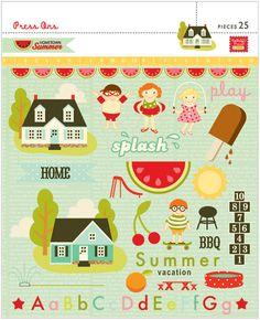 summer, summer time!