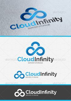 Description A cloud mix into a infinity symbol logo template suitable for any kind of server storage, hosting or technology business activity. Logo Design Inspiration, Design Ideas, Writer Logo, Cloud Icon, Symbol Logo, Logo Templates, Mindset, Infinity, Clouds