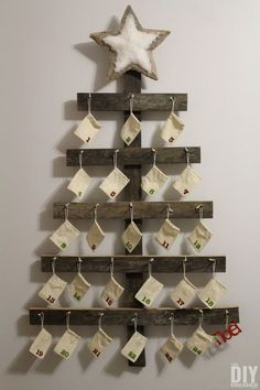 Wall Mounted Tree