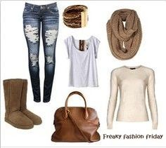 fashion uggs boots outfits