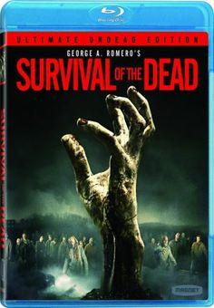 Olulerin Kurtulusu - Survival of the Dead - 2009 - BRRip Film Afis Movie Poster