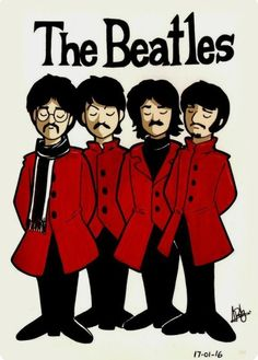 The Beatles 1, Beatles Photos, Beatles Poster, Beatles Lyrics, Cartoon Posters, Dibujos Cute, Baguio, Music Images, Lonely Heart