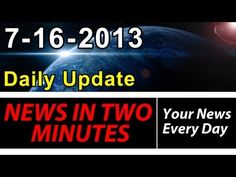 News In Two Minutes - Panama Seizes North Korean Missiles - India MERS Warning -- 100,000 without water in Maryland -- Cyclospora In Iowa -- Texas Judge Found Shot -- 7.3 in Antarctica -- Syrian Car Bomb -- Egyptian Clashes -- Unrest In Bangladesh -- Mexican Drug Cartel - Prepper Survival News