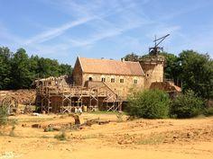 Château de Guédelon, Treigny, France | wezzoo | 2013-07-06
