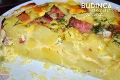 budinca-de-cartofi2 Mashed Potatoes, Macaroni And Cheese, Ethnic Recipes, Food, Diet, Whipped Potatoes, Mac And Cheese, Smash Potatoes, Essen