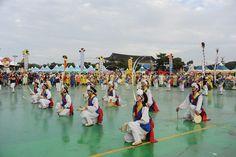 탈춤축제장_시민화합한마당 풍물놀이(2015. 9. 30.)