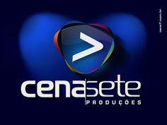 Logotipo criado para a Produtora de Vídeo de Fortaleza | CE | Brasil.