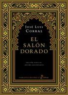 Zaragoza territorio literario. El salón dorado. José Luis Corral