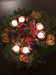 #Homemade #tealights #newyear #decoration #idea