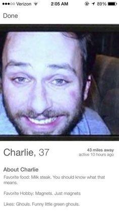 charlie online dating always sunny