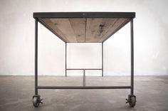 Staal hout | steel wood