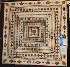 Mrs Billings Coverlet.  This is my quilt - on pinterest!!