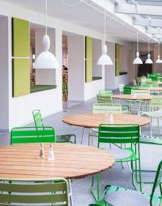25 Design Schallabsorber und dekorative Trennwände | work ...