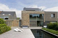 Eigentijds terras idee maison design obas