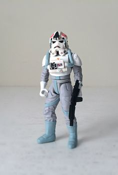 AT-AT Driver Star Wars Figure - 1990s Kenner Star Wars Toy - Pilot Action Figure from Star Wars Episode V The Empire Strikes Back