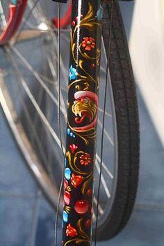 bici fileteada