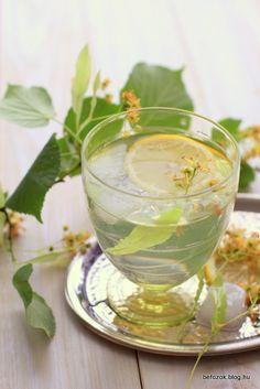 hársvirág szörp - Eszter Befőz Afternoon Tea, White Wine, Tea Party, Barware, Alcoholic Drinks, Glass, Food, Drinkware, Corning Glass