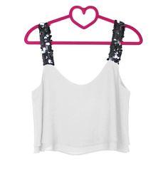 Tops y camisetas cortitos para mujer. Diseños para enseñar el ombligo…