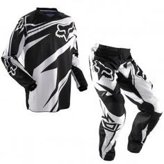 Calça + Camisa Motocross Fox Costa 2013 $370.40