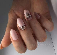 Great classy short nails art designs Source by womensfashioncorner Nude Nails, Nail Manicure, Diy Nails, Nail Polish, Gel Nail, Valentine's Day Nail Designs, Short Nail Designs, Nail Art Design Gallery, Short Nails Art