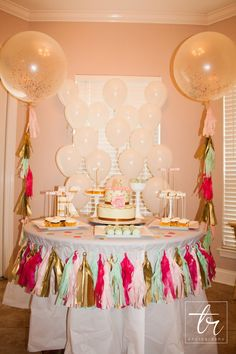 30 Tassel Tissue Tassel Garland on Natural Twine