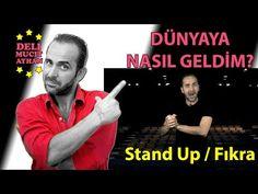 Ben Dünyaya Nasıl Geldim? | Stand Up ve Komik Fıkralar - YouTube