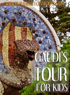 Gaudí for kids: few people would associate art and architecture to a fun activity for children. But we can assure you that Gaudi's buildings in Barcelona will leave your kids amazed. Discover why and book your tour