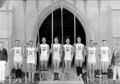 menoftheivyleague:  Princeton Crew 1920s