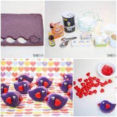 DIY Love Bird Cookies DIY Love Bird Cookies by diyforever