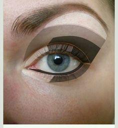 Easy+Way+to+Apply+Eyeshadow | Easiest way to apply eyeshadow