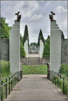 Allerton Park. Monticello Illinois