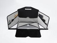 La Fonction no1 laptop bag 07 La Fonction ITEM 01 laptop bag