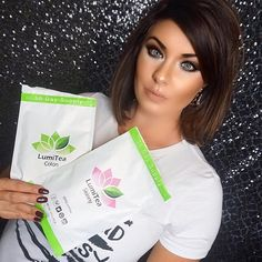 @k_weatherman_mua says she ate a little too much this week BUT she has NO BLOATING because of our 30 Day Detox! Don't let a bad week knock you off your track. Visit us online at www.LumiTea.com and see what our tea can do for YOU 🍃✨ Go like & support this makeup queen on her quest for a healthier life 👑 Questions? Leave them below!