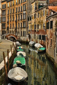 Parking in Venice by ionut iordache, via Flickr