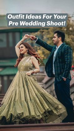 Couple Wedding Dress, Pre Wedding Photoshoot, White Wedding Dresses, Wedding Shoot, Wedding Outfits, Wedding Themes, Colorful Prom Dresses, Asian Bridal Dresses, Indian Bridal Outfits